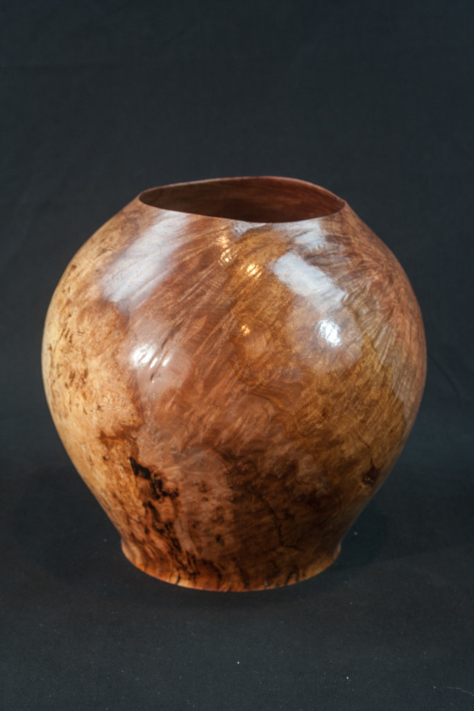 32A Madrone Burl Distorted 7,5 x 7.................  $175