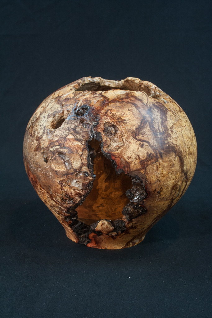 38A Madron Burl Natural Edge 7,5 x 7,5  $295..........  SOLD