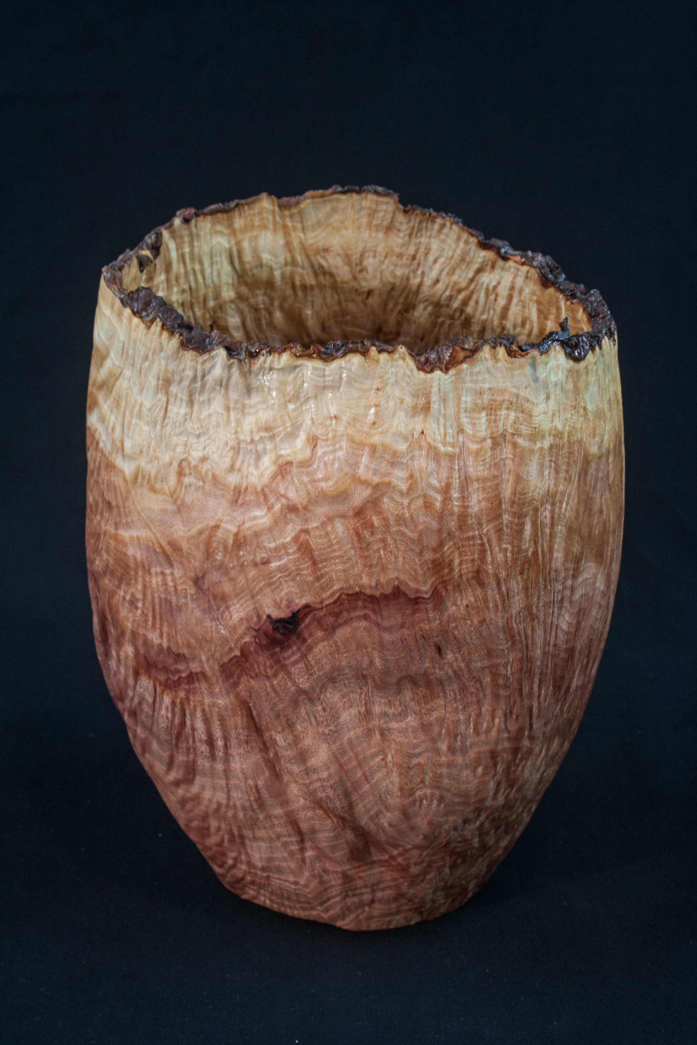 35 Madron Burl Natural Edge Distorted 7 x 9...........  $197........ SOLD