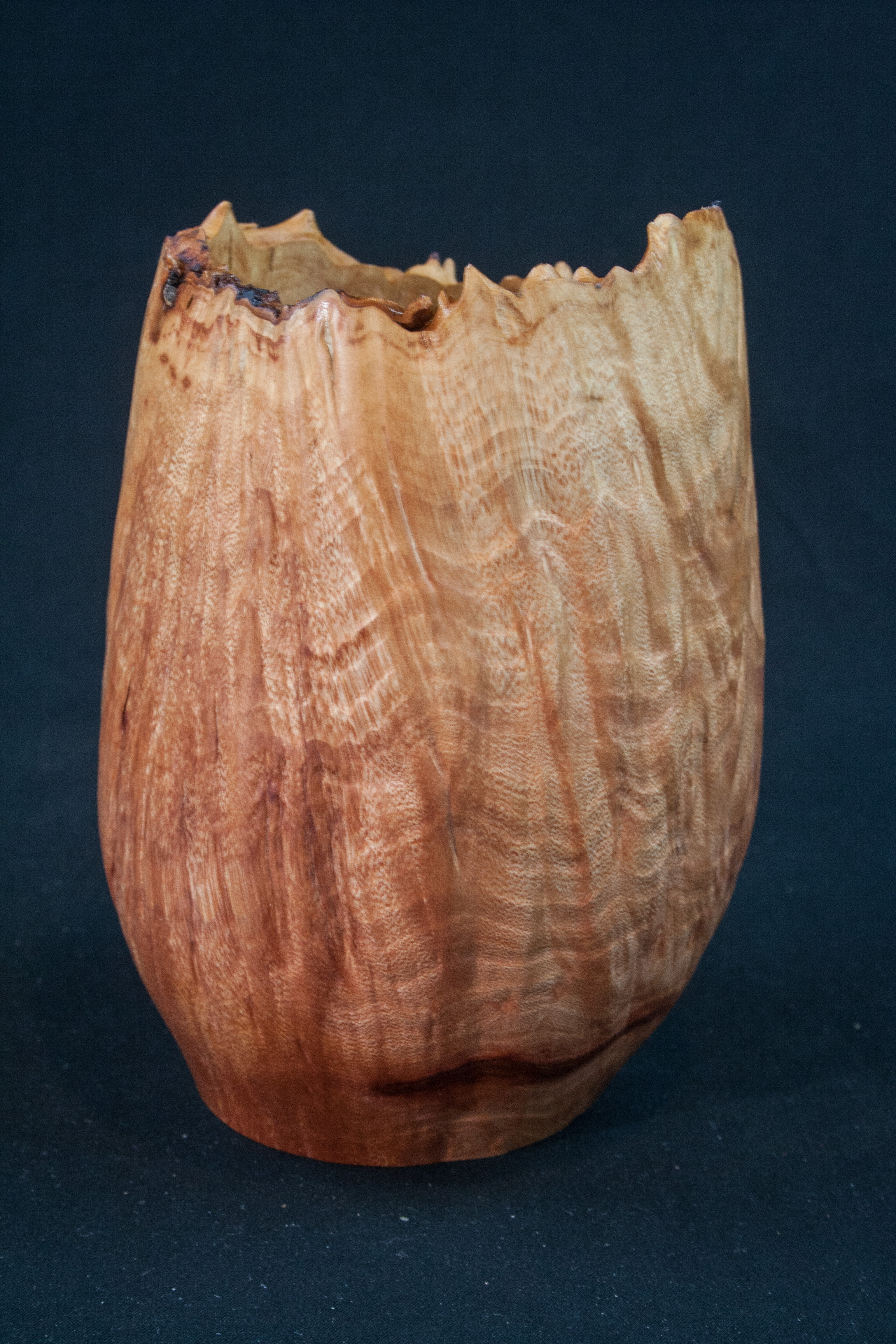 "81 Madrone Burl Natural Edge Distorted  4 x 5.....  $43   Located at ""The Real Mother Goose"" in Portland Oregon.... SOLD"