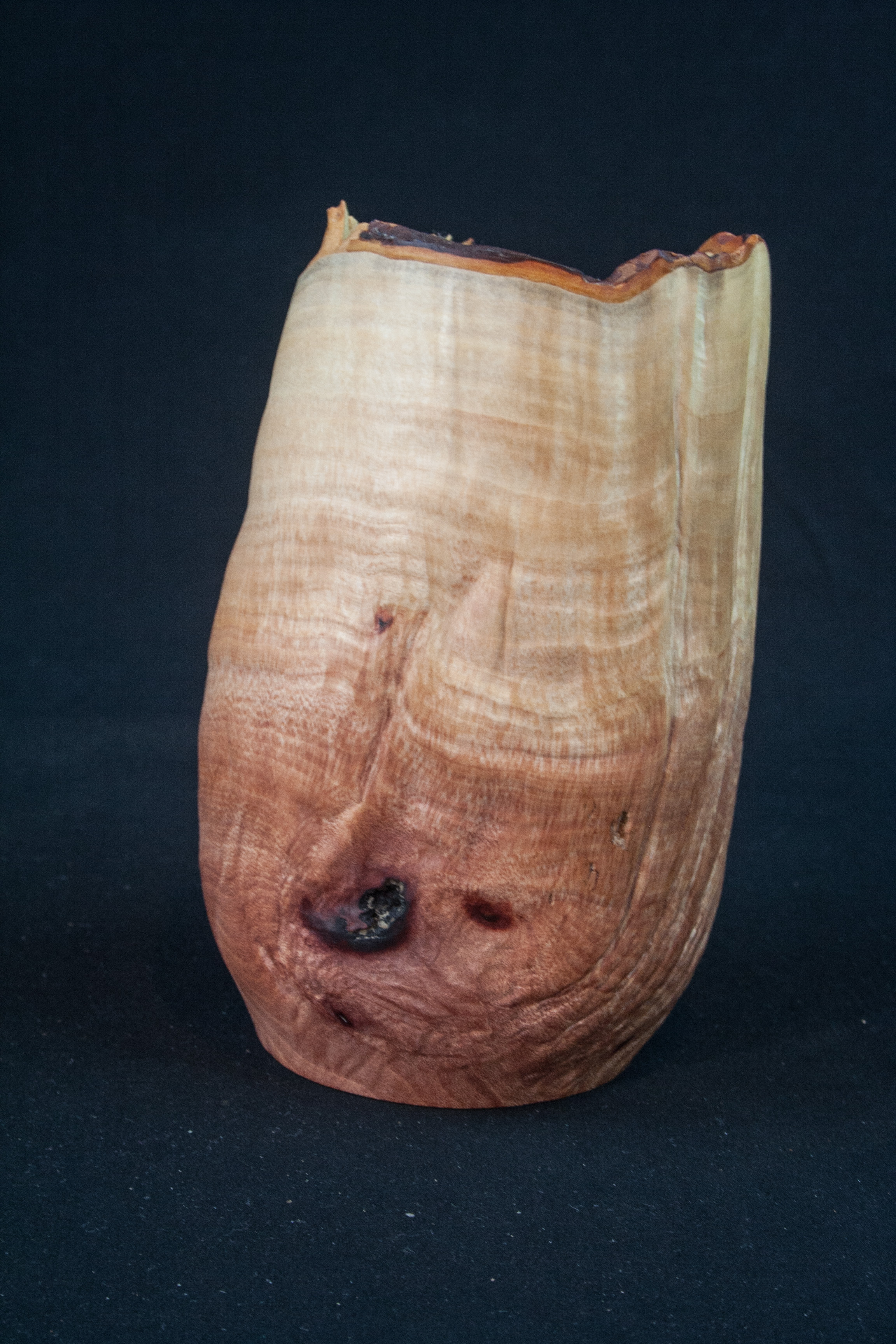 82 Madrone Burl Natural Edge Distorted 3,5 x 5.....  $39.....SOLD