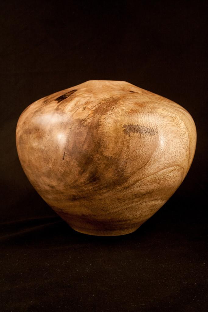 198A Mango Hollow Form Vessel 10  x 7.5......$498